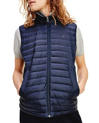 Tommy Hilfiger Core Packable Down Vest Sky Captain