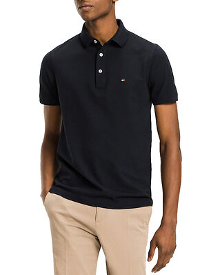 Tommy Hilfiger Core Tommy Slim Polo Sky Captain