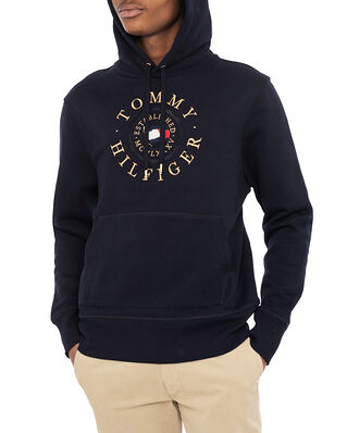 Tommy Hilfiger Icon Coin Hoodie Desert Sky