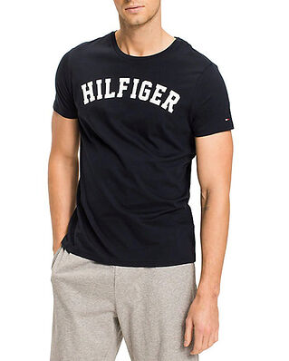 Tommy Hilfiger SS Tee Logo Navy Blazer