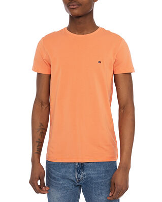 Tommy Hilfiger Stretch Slim Fit Tee Summer Sunset