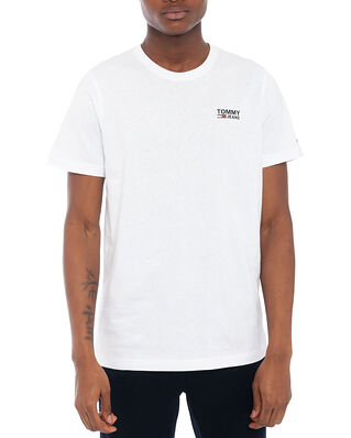 Tommy Hilfiger Tjm Regular Corp Log White
