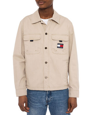 Tommy Hilfiger Tj US Back Graphic Soft Beige