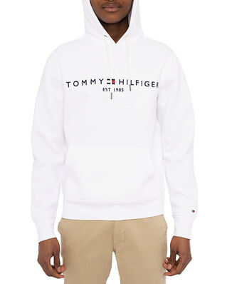 Tommy Hilfiger Tommy Logo Hoodie White