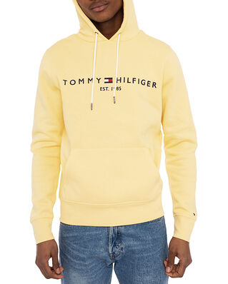 Tommy Hilfiger Tommy Logo Hoody Delicate Yellow