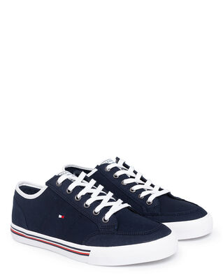 Tommy Hilfiger Core Corporate Textile Sneaker Desert Sky