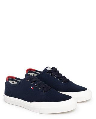 Tommy Hilfiger Core Oxford Twill Sneaker Desert Sky