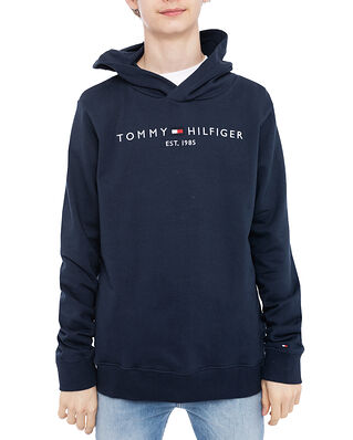 Tommy Hilfiger Junior Essential Hoodie Twilight Navy