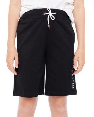 Tommy Hilfiger Junior Essential Sweatshorts Black