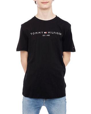 Tommy Hilfiger Junior Essential Tee S/S Black