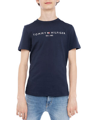 Tommy Hilfiger Essential Tee S/S Twilight Navy