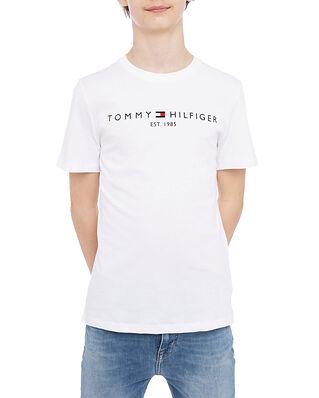 Tommy Hilfiger Junior Essential Tee S/S White