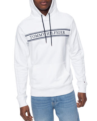 Tommy Hilfiger Hilfiger Artwork Hoody White