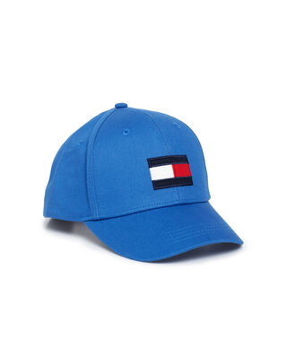 Tommy Hilfiger Junior Big Flag Cap Lapis Lazuli