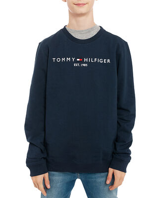 Tommy Hilfiger Junior Essential Cn Sweatshirt Twilight Navy