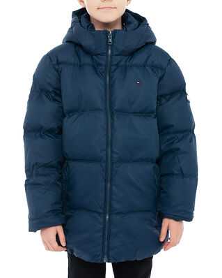 Tommy Hilfiger Junior Essential Down Jacket Twilight Navy