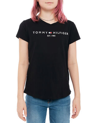 Tommy Hilfiger Junior Essential Tee S/S Black