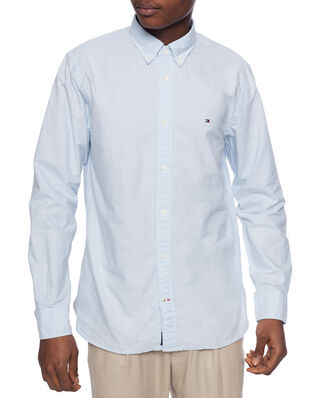 Tommy Hilfiger Organic Oxford Shirt Keepsake Blue