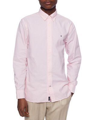 Tommy Hilfiger Organic Oxford Shirt Light Pink