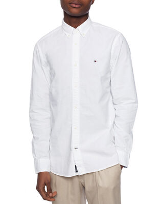 Tommy Hilfiger Organic Oxford Shirt White