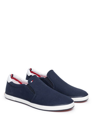 Tommy Hilfiger Slip On Sneaker Midnight