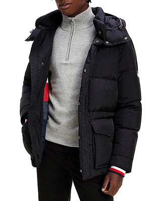 Tommy Hilfiger Tommy Down Hdd Jacket Black