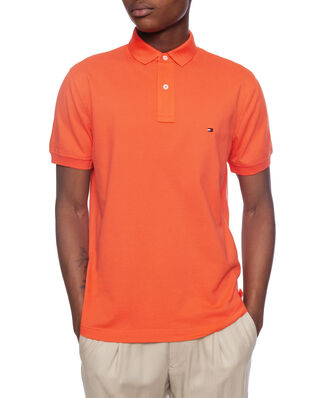 Tommy Hilfiger Tommy Regular Polo Washed Vermillion