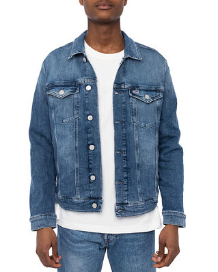 Tommy Jeans Regular Trucker Jacket Blue