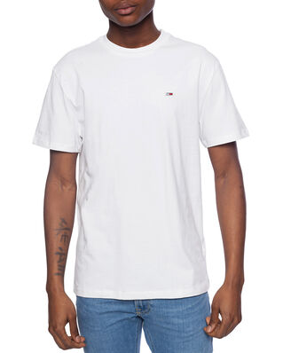 Tommy Jeans Tjm Tommy Classics Tee Classic White