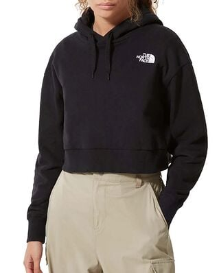 The North Face Trend Crop Hoodie Tnf Black