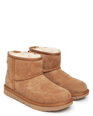 Ugg Junior K Classic Mini II Chestnut