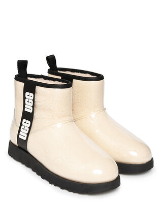 Ugg W Classic Clear Mini Natural / Black