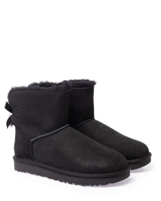 Ugg W.Mini Bailey Bow II Black