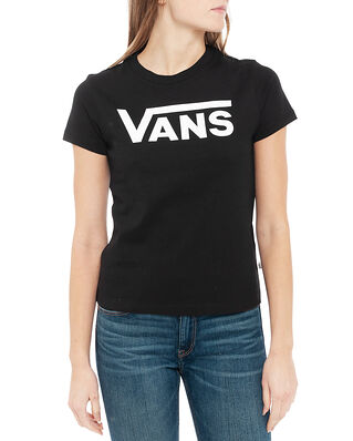 Vans Flying V Crew Tee Black