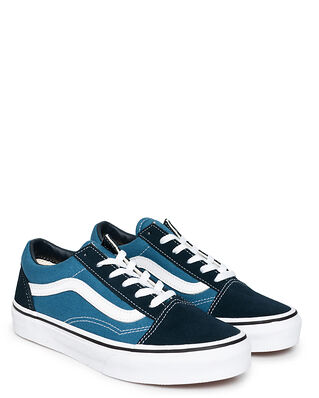 Vans Junior UY Old Skool Navy/True White