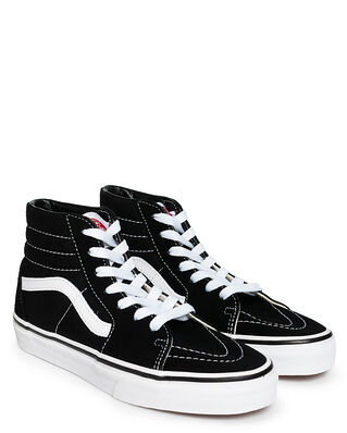 Vans Junior UY Sk8-Hi Black/True White