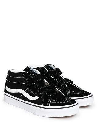 Vans Junior UY SK8-Mid Reissue V Black/True White