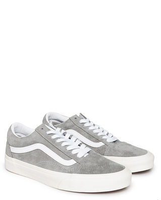 Vans UA Old Skool (Pig Suede) Drizzle/Snow White