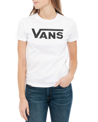 Vans Flying V Crew Tee White