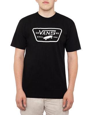Vans Full Patch T-Shirt Black