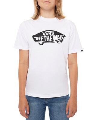 Vans Junior OTW BOYS T-Shirt White