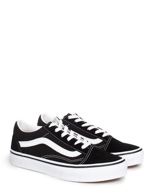Vans Junior Uy Old Skool Black/True White