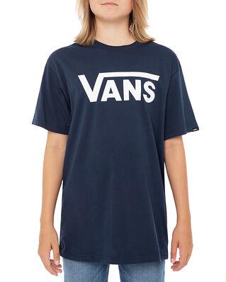 Vans Junior Vans Classic Boys T-Shirt Dress Blues/White