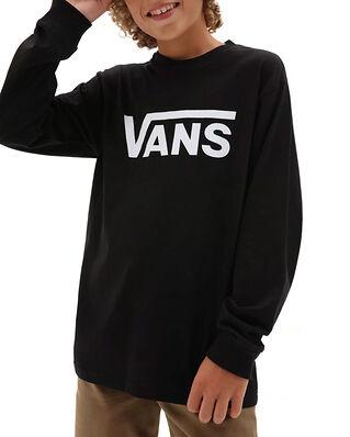 Vans Junior Vans Classic Crew Boys Black