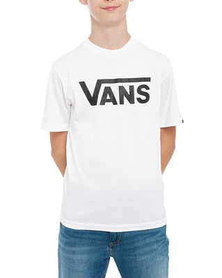 Vans Junior Vans Classic  White-Black
