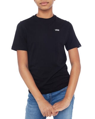 Vans Left Chest Tee Boys Black