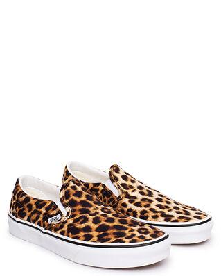 Vans UA Classic Slip-On (Leopard) Black/True white