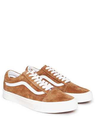 Vans UA Old Skool (Pig Suede) Brown Sugar/Snow White