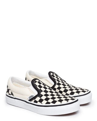Vans Uy Classic Slip-On Black/White Checkerboard