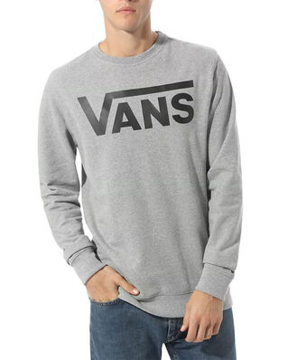 Vans Vans Classic Crew Ii Cement Heather/Black